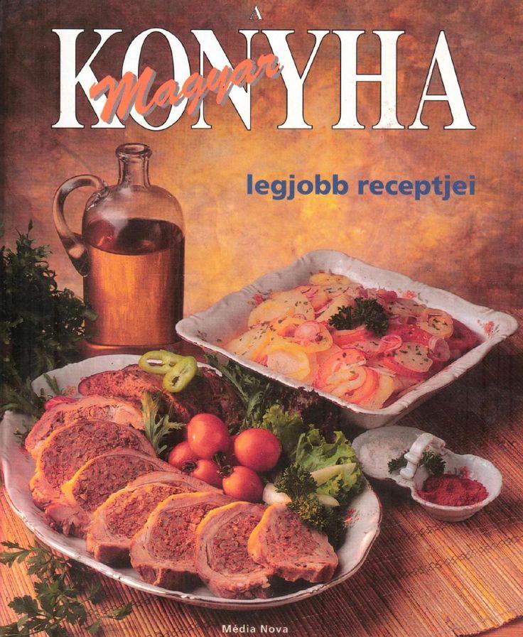 Magyar konyha legjobb receptjei