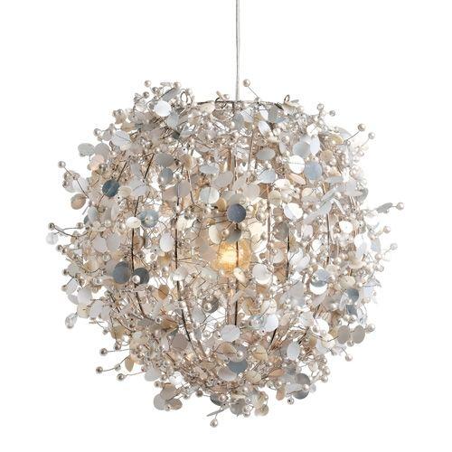 Colorique Porcelino hanglamp Pearl