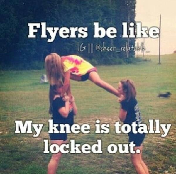 Cheerleading Quotes For Flyers | www.imgkid.com - The ...