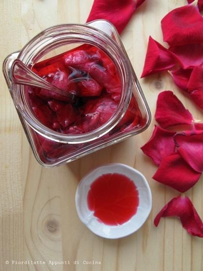 Rose Vinegar - Aceto alle rose