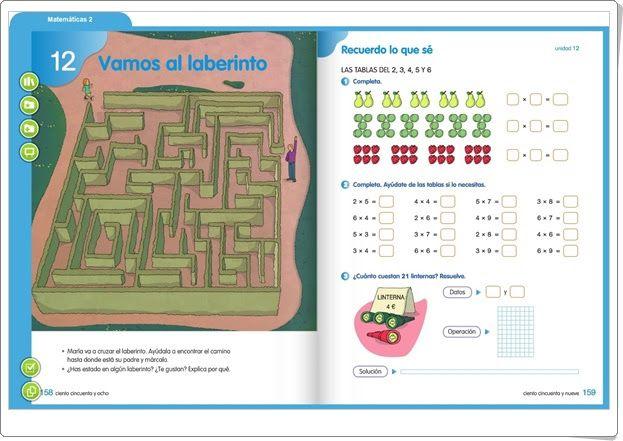 """Unidad 12 de Matemáticas de 2º de Primaria: """"El calendario"""""""