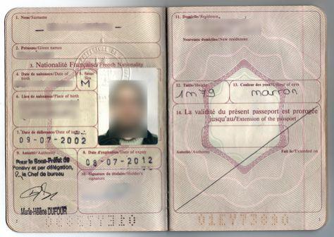 12 trucs a faire avant de prendre l'avion Date de validité du passeport correspond à la date d'expiration