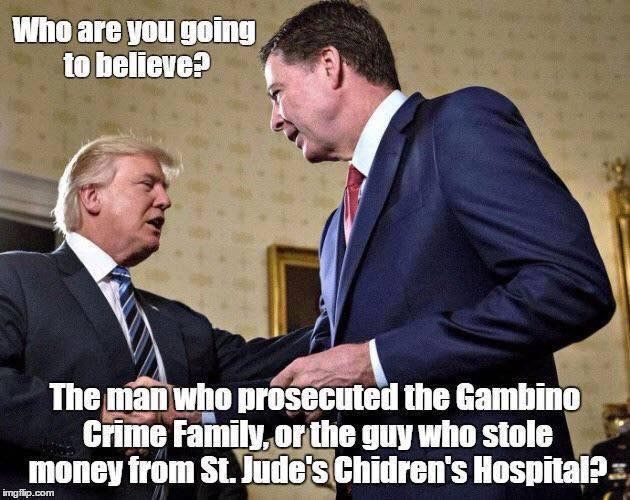 Shame on trump for stealing from children!