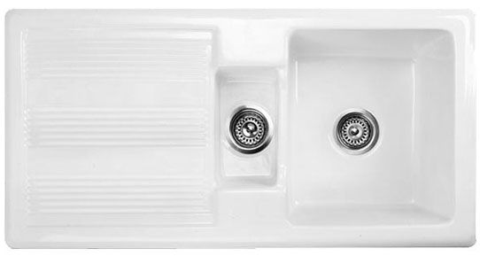 Bluci Vecchio G1 1.5 Bowl Ceramic Sink