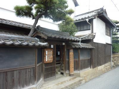 RYOKAN,Old Inn in Tomonoura