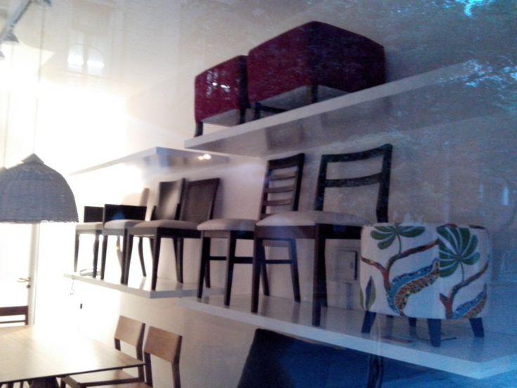 Modelos de sillas