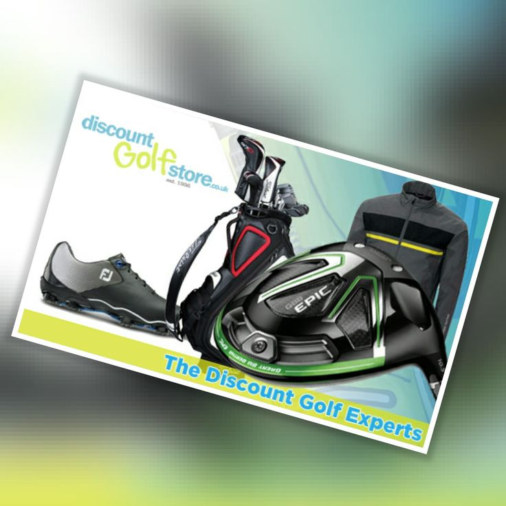 Check out the Latest Golfing Gear & Equipment Deals available at Discount Golf Store:http://tidd.ly/6c1a8de7