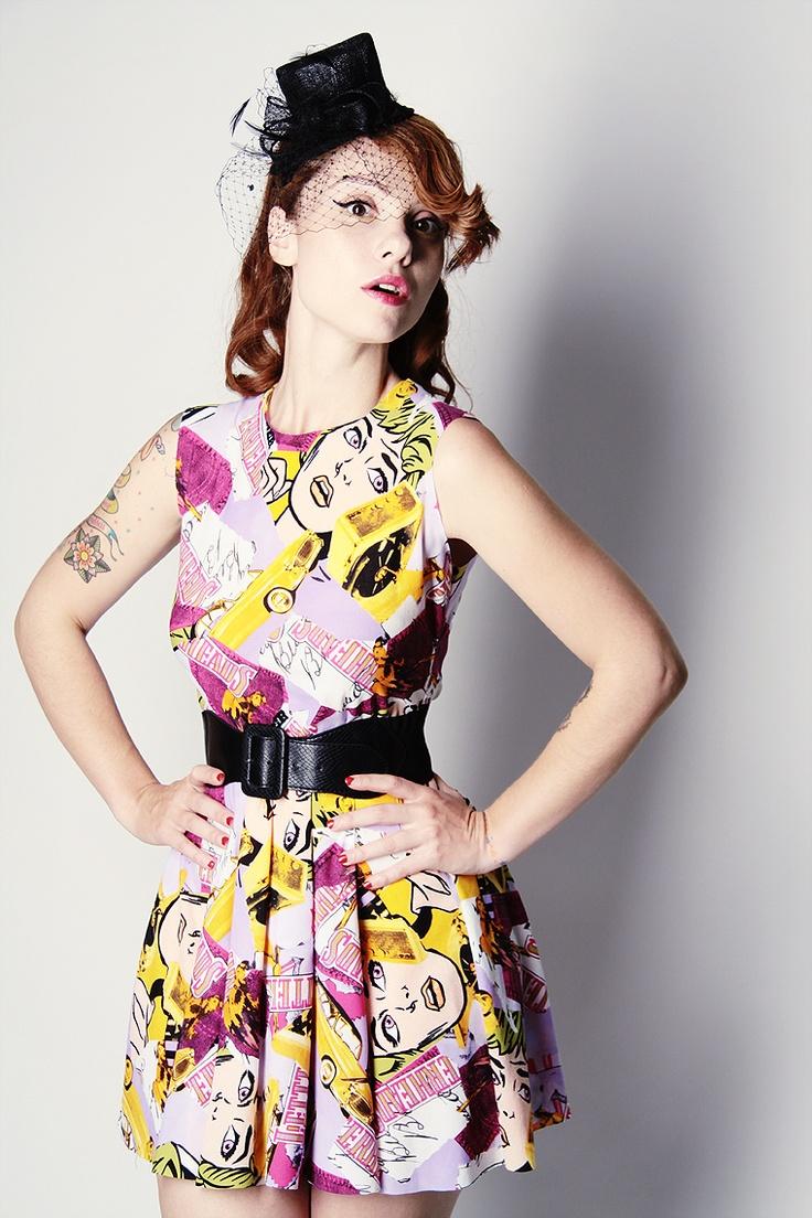 Dress    Handmade by Le Lektra