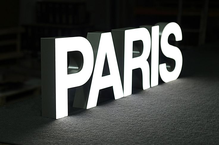 "Decorative Lighting for Home - Alphabet Letters by ""Quizzy Collection"" - LED Illuminated Marquee Letters for Interiors"