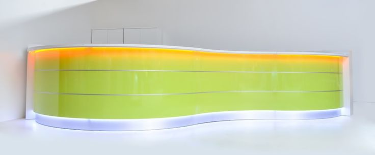 Customized Valde # reception desk