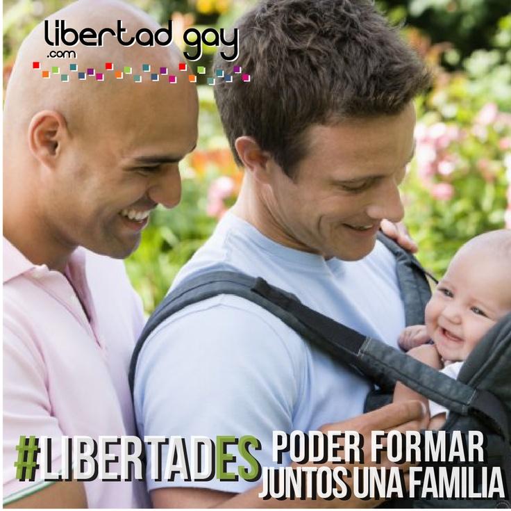 ¿Para ti qué es libertad? Próximamente www.libertadgay.com