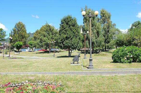 Plaza de Lago Ranco - Futrono