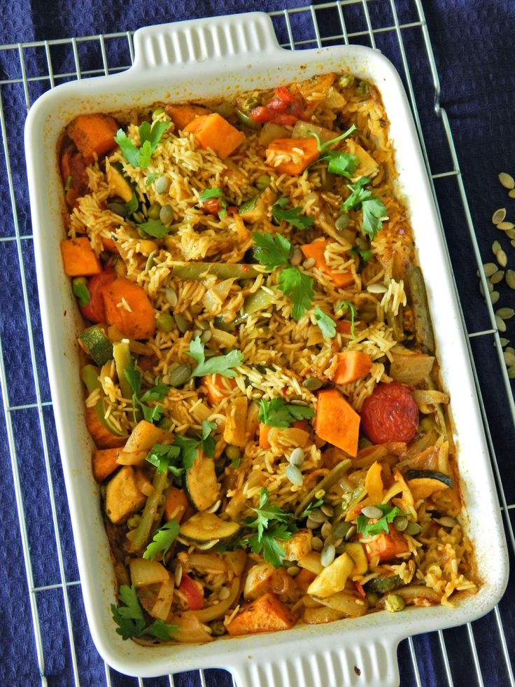This is a perfect mid-week recipe that is easy to prepare- and the oven does all the hard work. It's also cooked in one pot, so less washing up! Don't be afraid to add a flavour b…