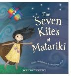 It is a special time of year. A time when the whispering wind blows warm from the east, and a crescent moon rises in the wintry night sky. Seven little sisters make kites with eyes of seashells to celebrate the New Year. But that playful wind whips those kites away … Matariki is here!