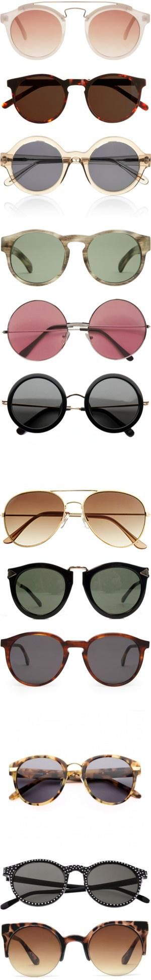 Having troubles finding the best pair of shades to fit your face check out this helpful tool: http://www.sunglasswarehouse.com/blog/sunglasses-for-face-shape/ …