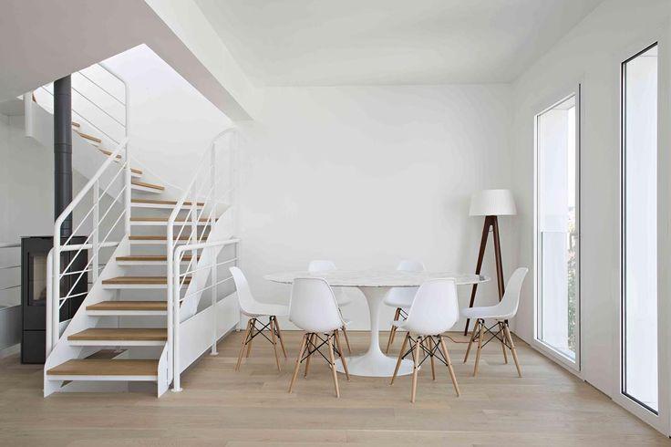 7650 best escalier int rieur appartement duplex triplex for Appartement decoration interieur