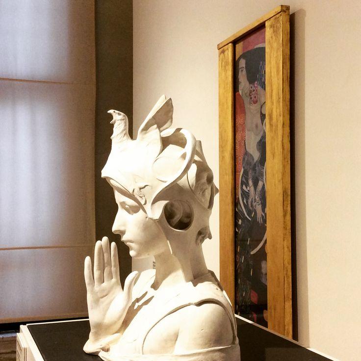 Salomé by Gustav Kilmt - Art Nouveau Ca'Pesaro Museum - Venice