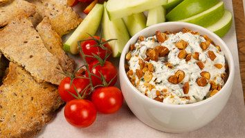 Best Recipes Ever - Honey Goat Cheese Spread