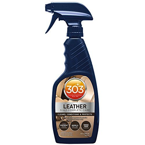 303-Leather-Cleaner-and-Conditioner-UV-Protectant-Cleans-Conditions-and-Restores-Leather-and-Vinyl-Luggage-Handbags-Shoes-Furniture-and-more-16-fl-oz