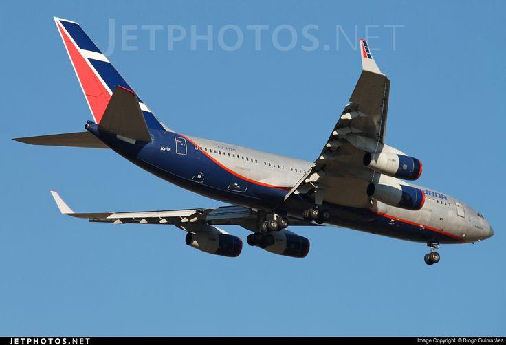 CU-T1717 (CN: 74393201005) Cubana de Aviación Ilyushin IL-96-300 by Diogo Guimarães