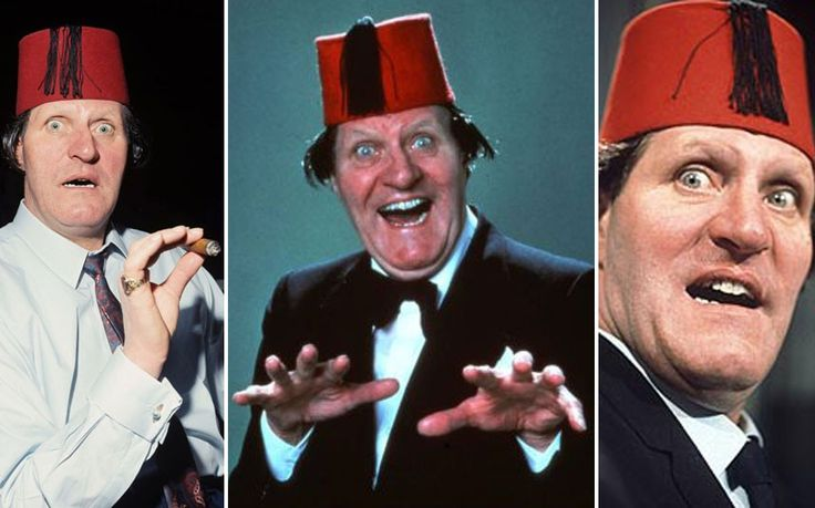 Tommy Cooper was one of Britain's best-loved comedians. Here are 25 great   jokes which celebrate the magician's wit