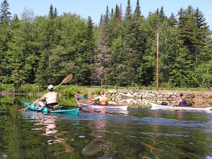 Wild Meadow Canoe and Kayak on Lake Winnipesaukee in Center Harbor NH 603.253.7536