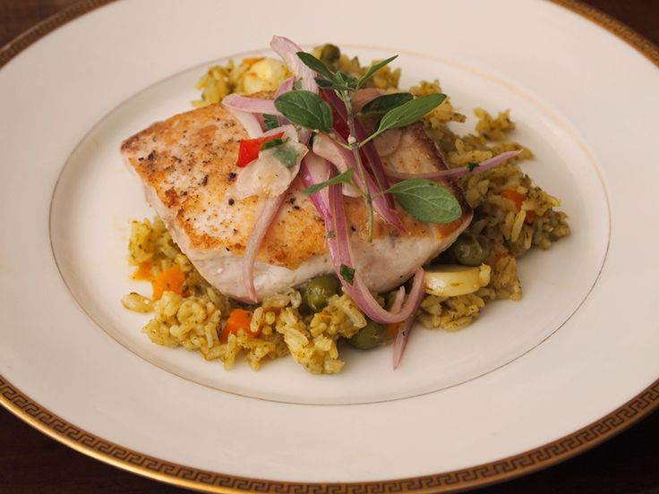 170 best plates of peruvian passion images on pinterest for Rice dishes with fish
