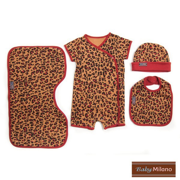 So Cute Leopard Print Baby Gift Set. See More Leopard Print Baby Shower  Inspiration: