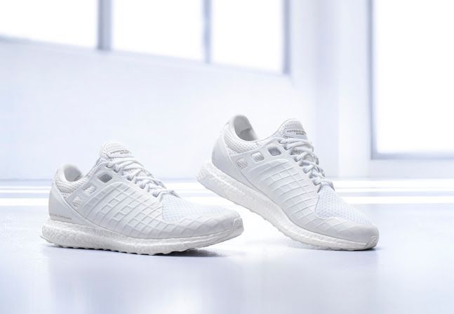 adidas & Porsche Design Come Together on an All White Ultra Boost