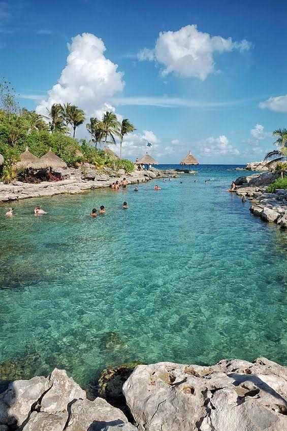 Xcaret Park, Playa del Carmen, Riviera Maya, Quintana Roo, Mexico More
