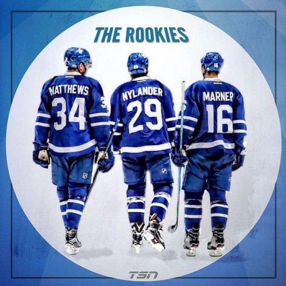 """11.1k Likes, 129 Comments - TSN (@tsn_official) on Instagram: """"It's a been a very good year for the #Leafs rookies. Predict the stats for these three a year from…"""""""