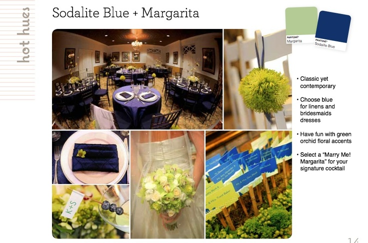 Sodalite Blue + Margarita