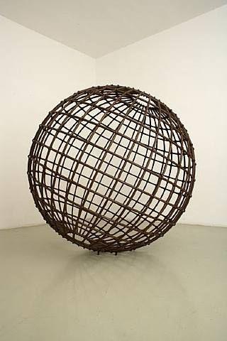 globe • mona hatoum