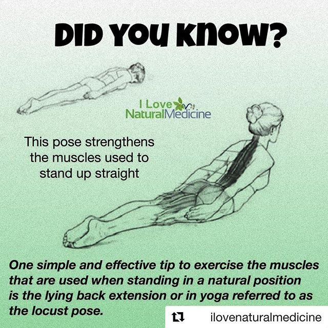 Repost Ilovenaturalmedicine With Get Repost Lay Flat On Your Belly With Your Toes Flat On The Floor Reach Your Arms Better Posture Basic Yoga Love Natural