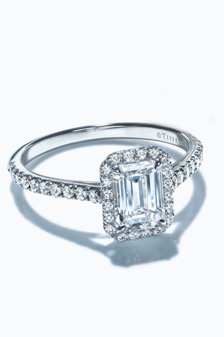 Love this style for some statement sparkle. / Tiffany & Co.