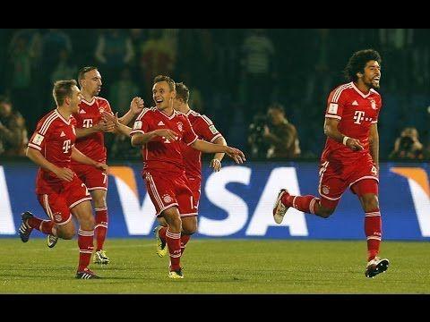 Fifa Vereinsweltmeister 2013: Bayern München - das Endspiel gegen Casablanca