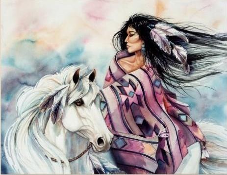 American Native (Mapuche)