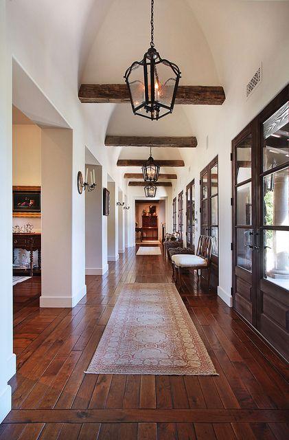 <3 these wood floors