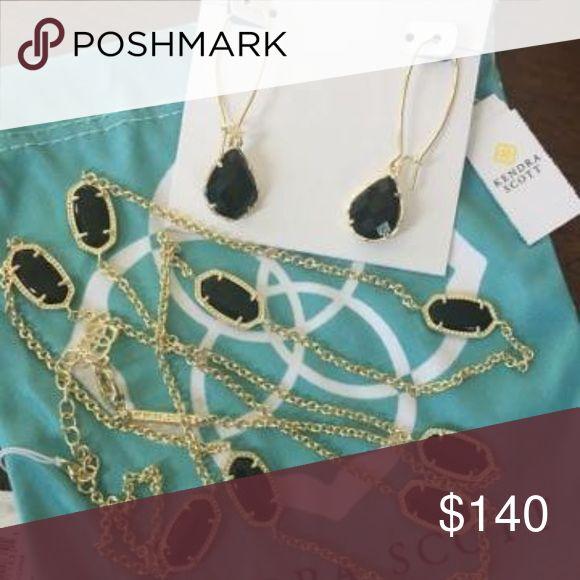 Kendra Scott Brand new with tags never worn. Kendra Scott Jewelry Necklaces