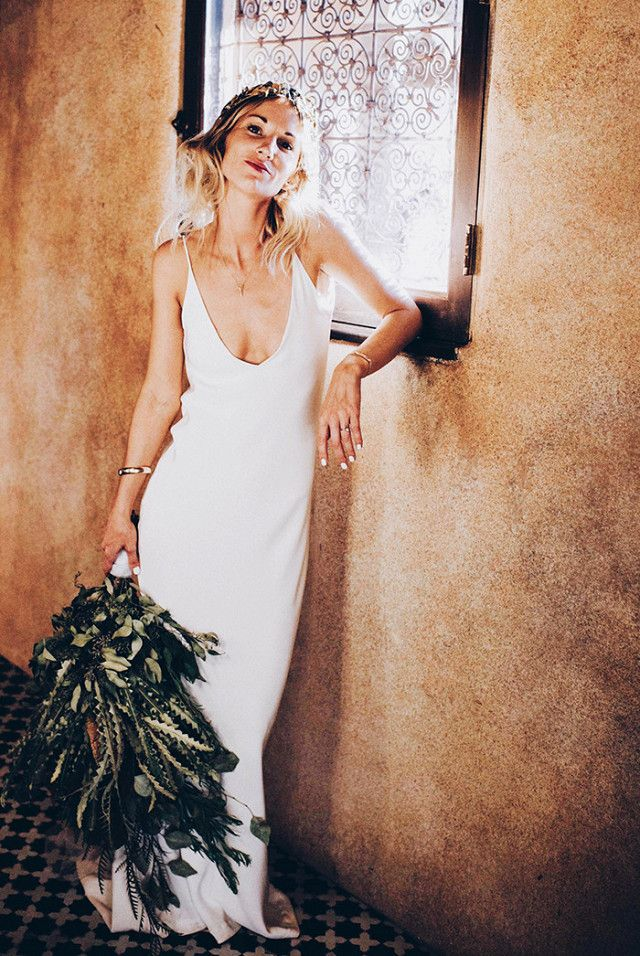 Your bridal look isn't just about the dress, but the way you style it. Take a look at three brides who styled the same dress in three very different ways.