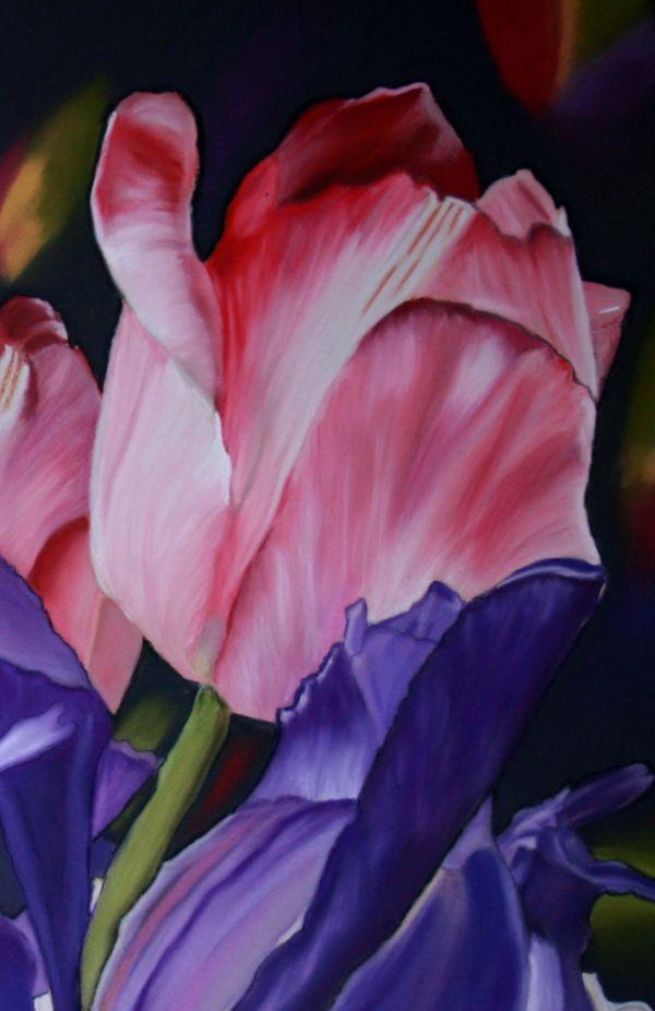 Les 66 meilleures images propos de pastels sur pinterest croquis nes et peintures pastels - Peinture au pastel sec ...