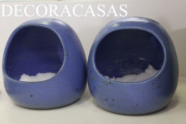 Saleiro em cerâmica de alta temperatura