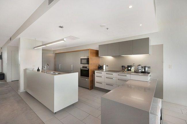 Blog de las mejores casas modernas vanguardistas for Las mejores cocinas modernas