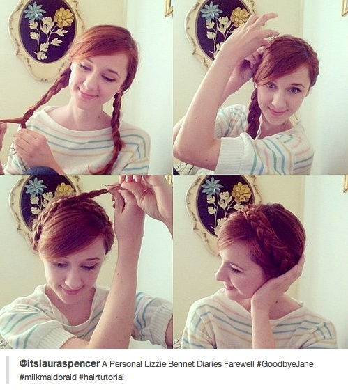 Hairstyles Of The Damned : Pin by Emily Ayers on Hairstyles of the Damned Pinterest