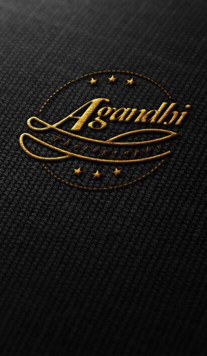 Agandi photography tekstur logo