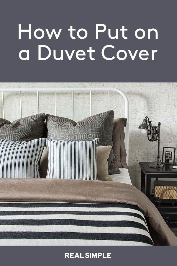 How To Put On A Duvet Cover White Linen Bedding Bed Linen Sets Duvet