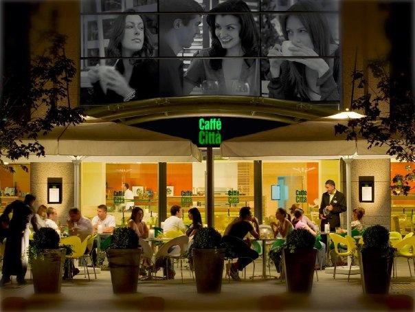 Fresh...  Natural...  Urban...  Caffe Citta Home Food City Life