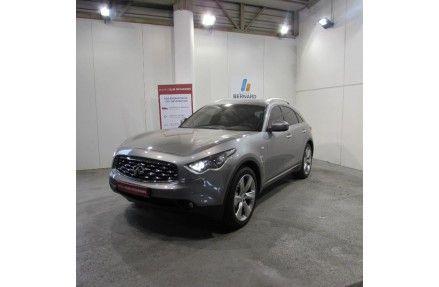 #Infiniti Fx 30d S Premium BA occasion en vente chez le concessionnaire Nissan à Lyon #cars #automotive #luxury