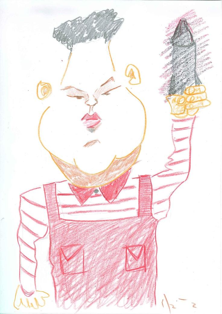 Presidente de Corea del Norte , Kim Jong-un