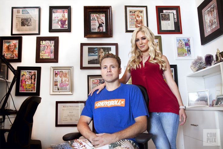 Spencer and Heidi Pratt Are Still Here - an interview with the most hated couple in reality television history.